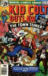 Kid Colt Outlaw #207 Comic Books - Covers, Scans, Photos  in Kid Colt Outlaw Comic Books - Covers, Scans, Gallery