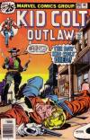 Kid Colt Outlaw #208 comic books - cover scans photos Kid Colt Outlaw #208 comic books - covers, picture gallery