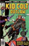 Kid Colt Outlaw #210 comic books - cover scans photos Kid Colt Outlaw #210 comic books - covers, picture gallery