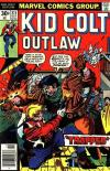 Kid Colt Outlaw #211 comic books - cover scans photos Kid Colt Outlaw #211 comic books - covers, picture gallery