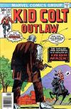 Kid Colt Outlaw #212 comic books - cover scans photos Kid Colt Outlaw #212 comic books - covers, picture gallery