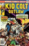 Kid Colt Outlaw #213 comic books - cover scans photos Kid Colt Outlaw #213 comic books - covers, picture gallery