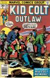 Kid Colt Outlaw #214 comic books - cover scans photos Kid Colt Outlaw #214 comic books - covers, picture gallery
