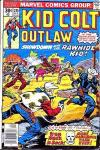 Kid Colt Outlaw #215 Comic Books - Covers, Scans, Photos  in Kid Colt Outlaw Comic Books - Covers, Scans, Gallery