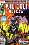 Kid Colt Outlaw #216 comic books - cover scans photos Kid Colt Outlaw #216 comic books - covers, picture gallery