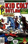 Kid Colt Outlaw #217 comic books - cover scans photos Kid Colt Outlaw #217 comic books - covers, picture gallery