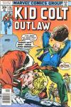 Kid Colt Outlaw #218 comic books - cover scans photos Kid Colt Outlaw #218 comic books - covers, picture gallery