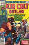 Kid Colt Outlaw #220 comic books - cover scans photos Kid Colt Outlaw #220 comic books - covers, picture gallery
