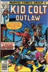 Kid Colt Outlaw #221 comic books - cover scans photos Kid Colt Outlaw #221 comic books - covers, picture gallery