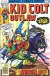 Kid Colt Outlaw #222 comic books - cover scans photos Kid Colt Outlaw #222 comic books - covers, picture gallery