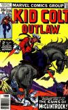 Kid Colt Outlaw #224 comic books - cover scans photos Kid Colt Outlaw #224 comic books - covers, picture gallery