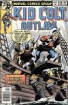 Kid Colt Outlaw #228 comic books - cover scans photos Kid Colt Outlaw #228 comic books - covers, picture gallery