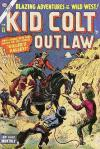 Kid Colt Outlaw #34 Comic Books - Covers, Scans, Photos  in Kid Colt Outlaw Comic Books - Covers, Scans, Gallery