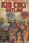 Kid Colt Outlaw #87 comic books - cover scans photos Kid Colt Outlaw #87 comic books - covers, picture gallery