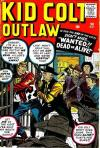 Kid Colt Outlaw #90 Comic Books - Covers, Scans, Photos  in Kid Colt Outlaw Comic Books - Covers, Scans, Gallery