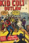 Kid Colt Outlaw #91 comic books - cover scans photos Kid Colt Outlaw #91 comic books - covers, picture gallery