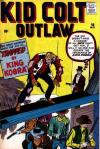Kid Colt Outlaw #98 comic books - cover scans photos Kid Colt Outlaw #98 comic books - covers, picture gallery