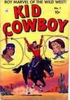 Kid Cowboy comic books
