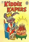 Kiddie Kapers #14 Comic Books - Covers, Scans, Photos  in Kiddie Kapers Comic Books - Covers, Scans, Gallery