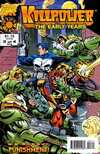 Killpower: The Early Years #3 comic books - cover scans photos Killpower: The Early Years #3 comic books - covers, picture gallery