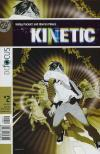 Kinetic #2 comic books - cover scans photos Kinetic #2 comic books - covers, picture gallery