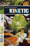 Kinetic #3 comic books - cover scans photos Kinetic #3 comic books - covers, picture gallery