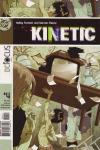 Kinetic #4 comic books - cover scans photos Kinetic #4 comic books - covers, picture gallery
