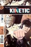 Kinetic #5 comic books - cover scans photos Kinetic #5 comic books - covers, picture gallery