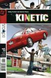 Kinetic #6 comic books for sale