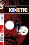 Kinetic #7 comic books - cover scans photos Kinetic #7 comic books - covers, picture gallery