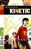 Kinetic #8 comic books - cover scans photos Kinetic #8 comic books - covers, picture gallery
