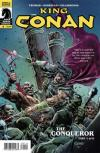 King Conan: The Conqueror Comic Books. King Conan: The Conqueror Comics.