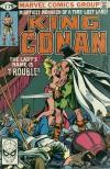 King Conan #6 comic books for sale