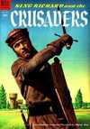 King Richard & the Crusaders #1 comic books - cover scans photos King Richard & the Crusaders #1 comic books - covers, picture gallery