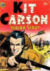 Kit Carson #1 Comic Books - Covers, Scans, Photos  in Kit Carson Comic Books - Covers, Scans, Gallery