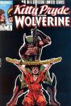 Kitty Pryde and Wolverine #4 comic books for sale