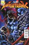 Knighthawk #4 comic books - cover scans photos Knighthawk #4 comic books - covers, picture gallery