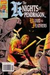 Knights of Pendragon #4 comic books for sale