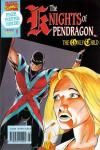 Knights of Pendragon #8 comic books for sale