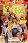 Kobra #4 comic books for sale