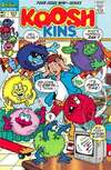 Koosh Kins Comic Books. Koosh Kins Comics.