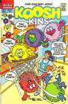 Koosh Kins #2 Comic Books - Covers, Scans, Photos  in Koosh Kins Comic Books - Covers, Scans, Gallery