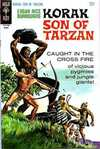 Korak: Son of Tarzan #18 comic books - cover scans photos Korak: Son of Tarzan #18 comic books - covers, picture gallery