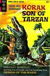 Korak: Son of Tarzan #20 comic books - cover scans photos Korak: Son of Tarzan #20 comic books - covers, picture gallery
