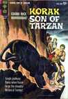 Korak: Son of Tarzan #4 comic books - cover scans photos Korak: Son of Tarzan #4 comic books - covers, picture gallery