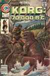 Korg: 70000 B.C. #3 comic books for sale