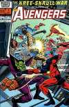 Kree/Skrull War Starring the Avengers comic books