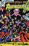 Kree/Skrull War Starring the Avengers #2 Comic Books - Covers, Scans, Photos  in Kree/Skrull War Starring the Avengers Comic Books - Covers, Scans, Gallery