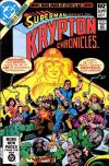 Krypton Chronicles #2 comic books - cover scans photos Krypton Chronicles #2 comic books - covers, picture gallery