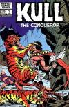 Kull the Conqueror comic books